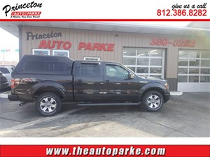 2013 FORD F150 SUPERCREW for sale by dealer