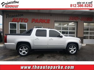 2011 CHEVROLET AVALANCHE LT for sale by dealer