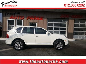 2009 PORSCHE CAYENNE for sale by dealer