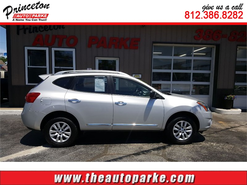 Nissan Rogue Select >> 2014 Nissan Rogue Select S For Sale In Princeton