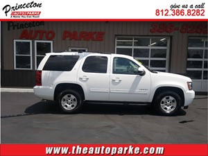 2010 CHEVROLET TAHOE 1500 LT for sale by dealer