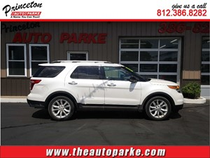 2012 FORD EXPLORER XLT for sale by dealer