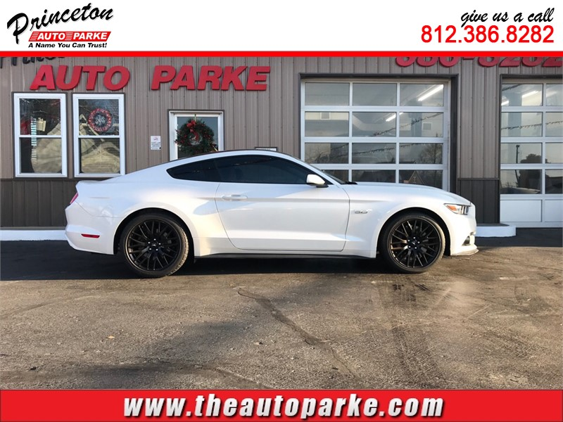 2017 Ford Mustang Gt In Princeton
