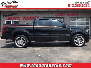 2008 FORD F150 SUPERCREW for sale by dealer
