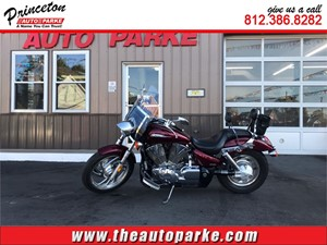 2006 HONDA VTX 1300C for sale by dealer