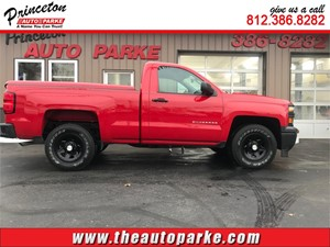 2014 CHEVROLET SILVERADO 1500 for sale by dealer