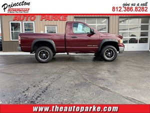 2002 DODGE RAM 1500 for sale by dealer