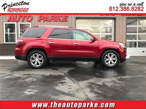 2013 GMC ACADIA SLT-1 for sale by dealer