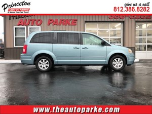 2010 CHRYSLER TOWN & COUNTRY LX for sale by dealer