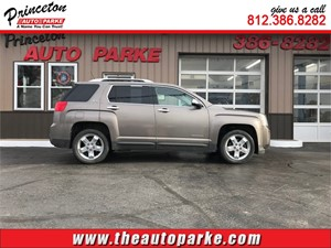 2012 GMC TERRAIN SLT for sale by dealer