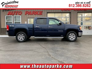 2010 GMC SIERRA 1500 SLE for sale by dealer
