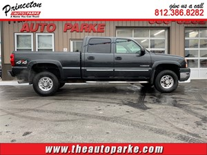 2004 CHEVROLET SILVERADO 2500 HEAVY DUTY for sale by dealer