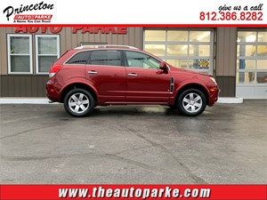 2009 SATURN VUE XR for sale by dealer