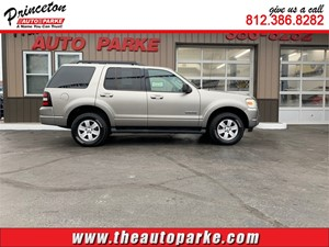 2008 FORD EXPLORER XLT for sale by dealer