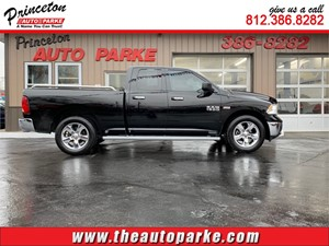 Picture of a 2014 RAM 1500 SLT