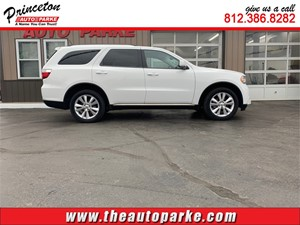 2013 DODGE DURANGO CREW for sale by dealer