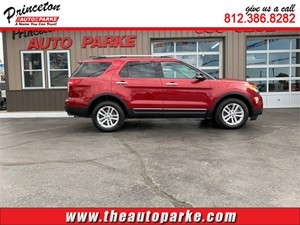 2015 FORD EXPLORER XLT for sale by dealer