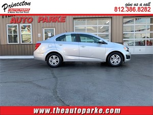 2012 CHEVROLET SONIC LT for sale by dealer