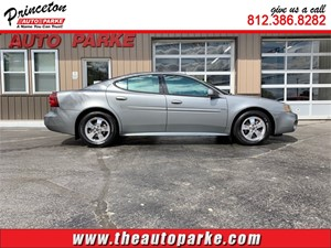 2005 PONTIAC GRAND PRIX GXP for sale by dealer