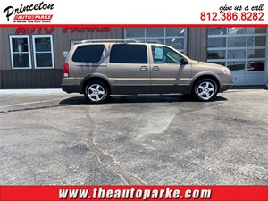 2006 PONTIAC MONTANA SV6 for sale by dealer