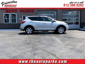 2010 NISSAN MURANO S for sale by dealer
