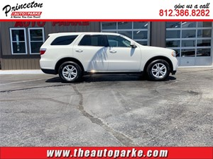2012 DODGE DURANGO SXT for sale by dealer