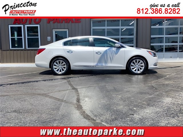 BUICK LACROSSE in Princeton