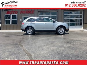 2007 LINCOLN MKX for sale by dealer