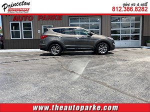 2014 HYUNDAI SANTA FE SPORT for sale by dealer