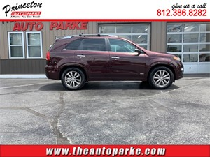 2012 KIA SORENTO SX    3rd row for sale by dealer