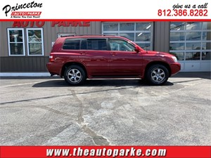 2004 TOYOTA HIGHLANDER for sale by dealer