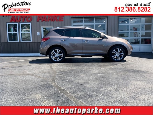 NISSAN MURANO S in Princeton