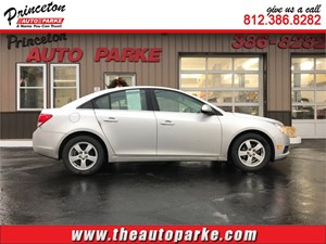 2014 CHEVROLET CRUZE LT for sale by dealer