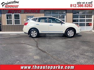 2013 NISSAN ROGUE S for sale by dealer