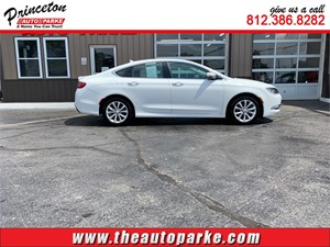 2015 CHRYSLER 200 C for sale by dealer