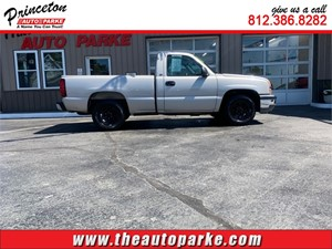 2005 CHEVROLET SILVERADO 1500 for sale by dealer