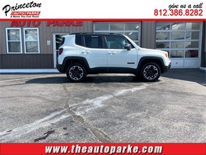 2016 JEEP RENEGADE TRAILHAWK for sale by dealer