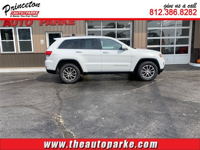 JEEP GRAND CHEROKEE LIMITED in Princeton