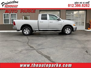 Picture of a 2010 DODGE RAM 1500
