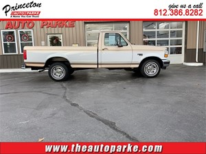 1996 FORD F150 for sale by dealer