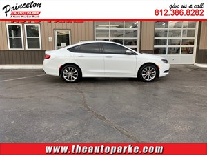 Picture of a 2015 CHRYSLER 200 S