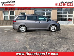 2011 TOYOTA SIENNA XLE for sale by dealer