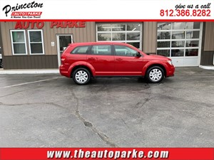 Picture of a 2015 DODGE JOURNEY SE
