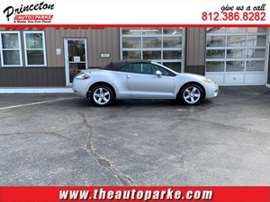 2008 MITSUBISHI ECLIPSE SPYDER GS for sale by dealer