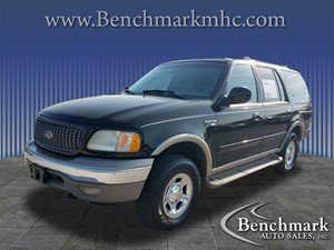 Picture of a 2002 Ford Expedition Eddie Bauer
