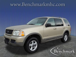 Picture of a 2002 Ford Explorer XLT     *3rd row  *4wd