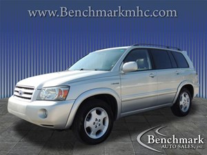 Picture of a 2004 Toyota Highlander