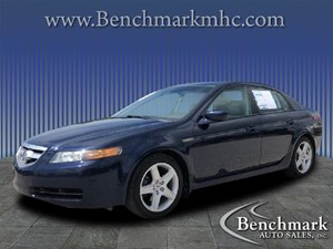 Picture of a 2006 Acura TL