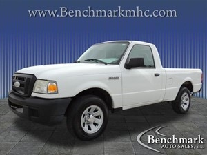 Picture of a 2007 Ford Ranger XL