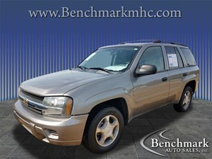 2007 Chevrolet TrailBlazer LS 4dr SUV for sale by dealer